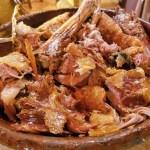 Menú castellano degustación