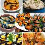10 recetas fáciles de mejillones