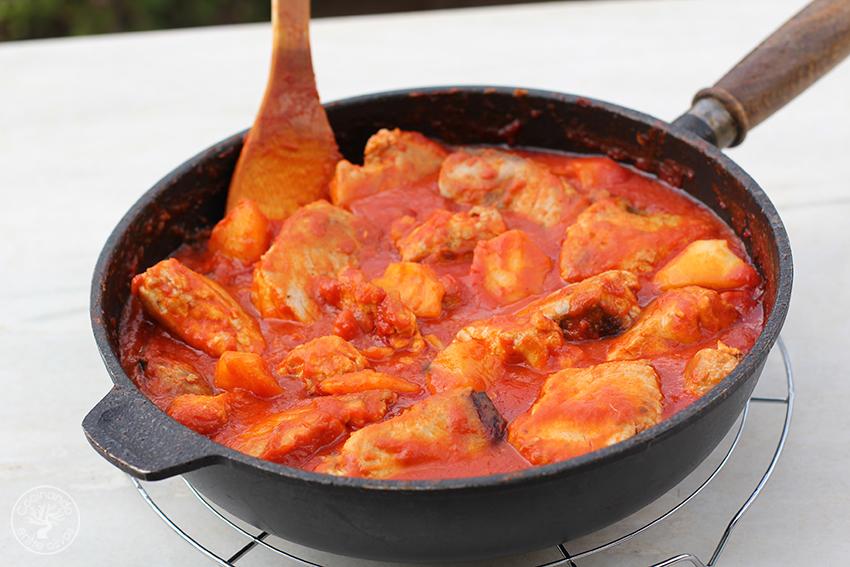 Recetas de pescados la cocina de pedro y yolanda for Cocina de pedro y yolanda