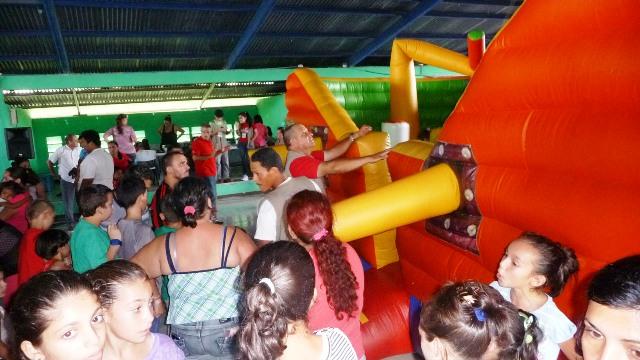 Inflables - Festival de las Sonrisas
