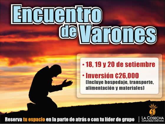 Encuentro de Varones 2015