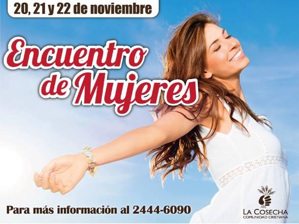 Encuentro de Mujeres - 20-21-22 Noviembre