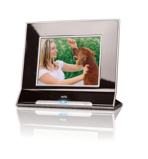 1 CEIVA Pro 80 Digital Photo Frame (5)