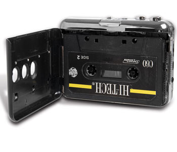 Tape Express Helps you Play and Convert Cassette Tapes to MP3
