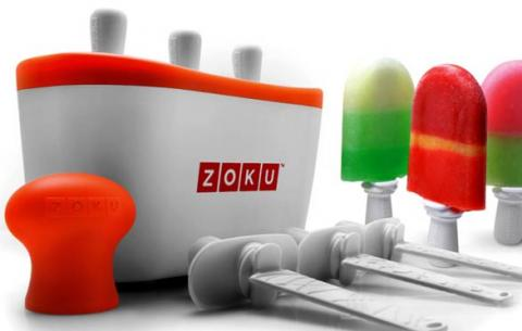Home Kitchen Tools and Gadgets That Maybe You Didnt Know About zoku ice pop maker