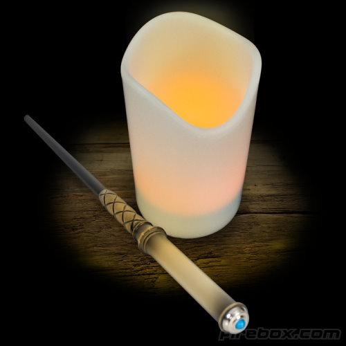 Kandela Magic Candles Work With the Kymera Magic Wand