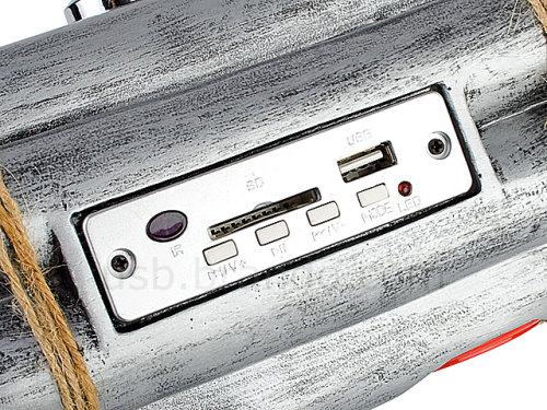 Bombshell USB MP3 Player