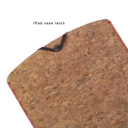 Cork iPad Case