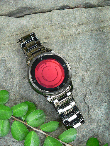 TokyoFlash Launched Their First Touch Screen Watch