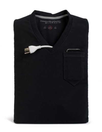 Dress Your Laptop With the Original V Neck Sleeve From Computer Apparel