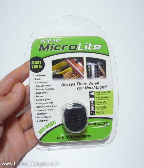 Pop up MicroLite Review