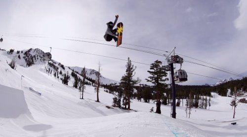 Solar Snowboard