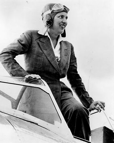 Aviatrix from History