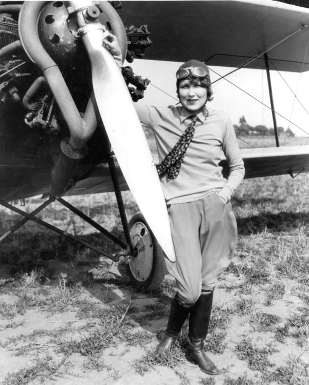 Something New – Aviatrix From The Past!