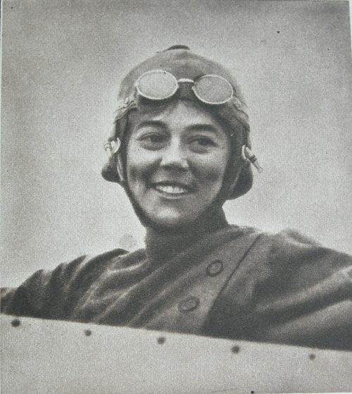 Aviatrix from the past: Matilde E. Moisant