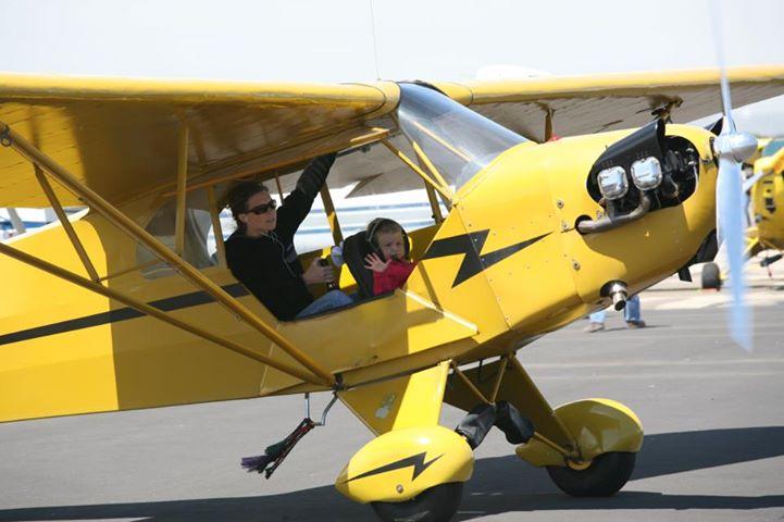 Flight of 10 Cubs Video