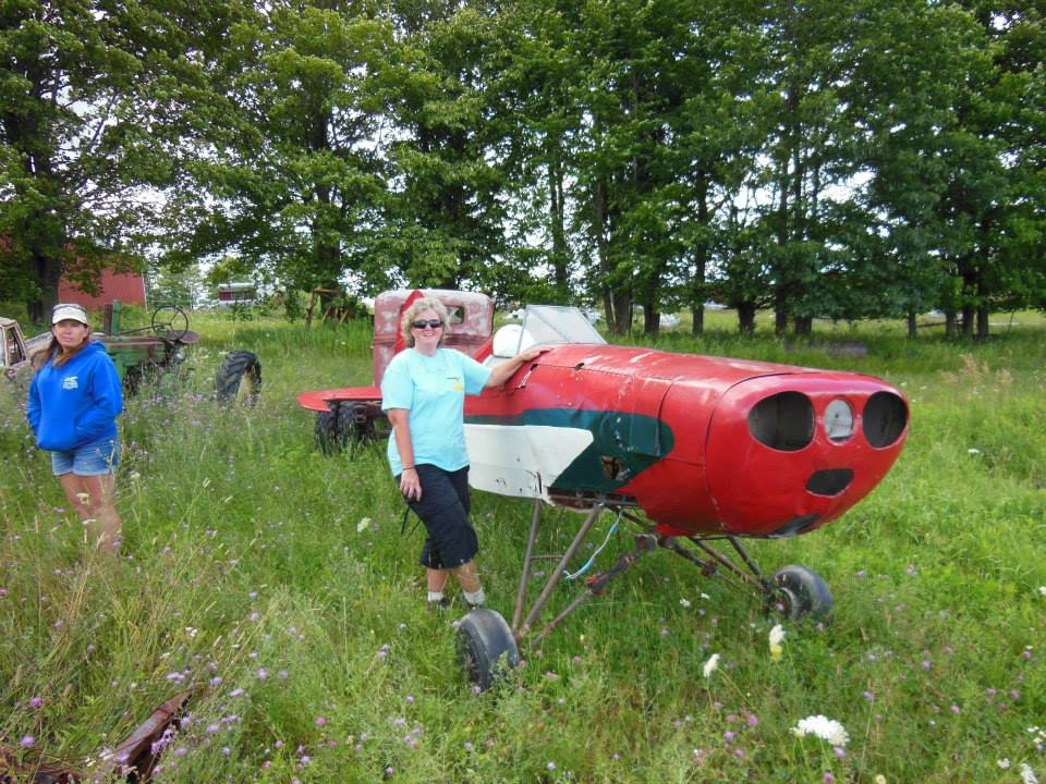 Flying's like a trip to the Mall…..says Bill Tracy