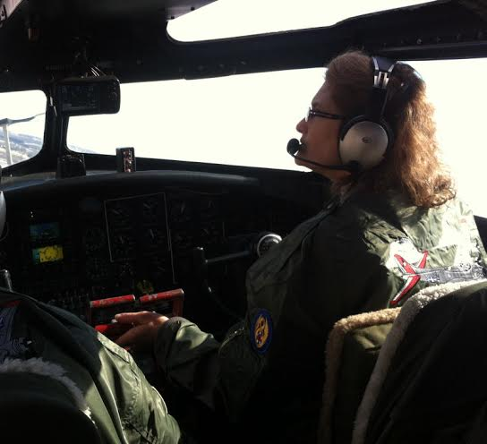 The Lucky Lorraine Morris – Checked out in EAA's B-17, Aluminum Overcast