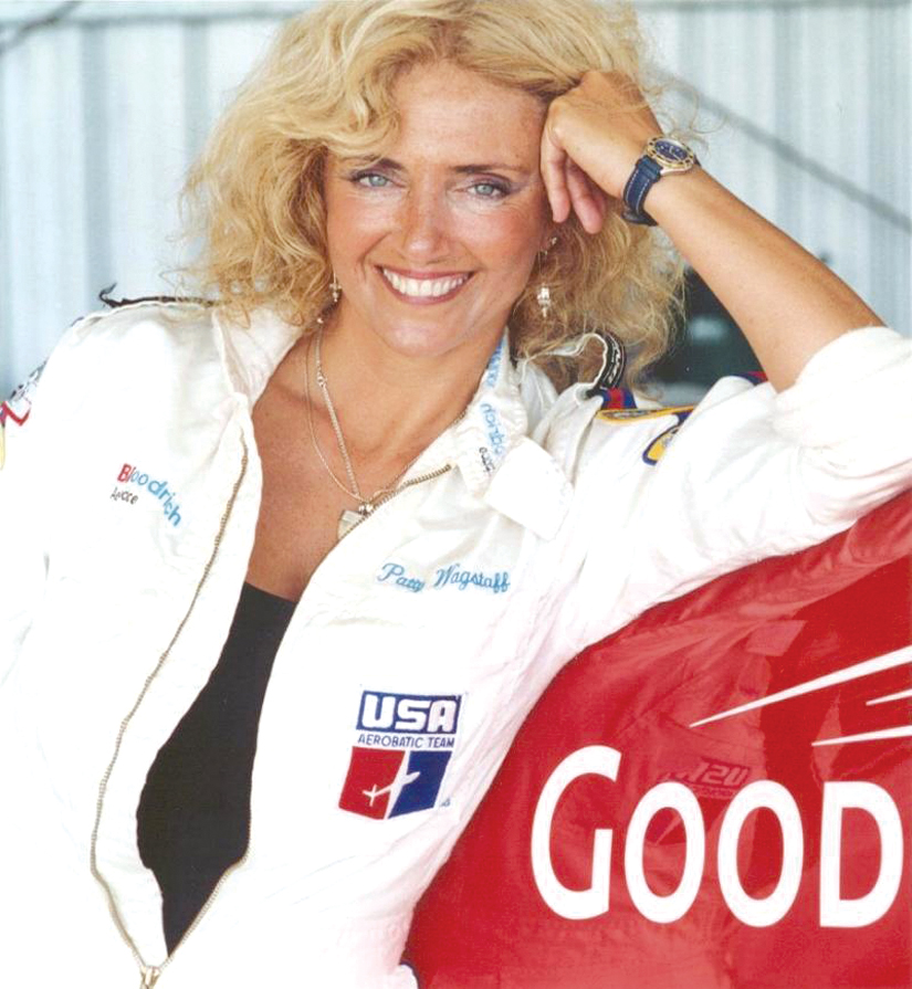 "Patty Wagstaff Webinar ""Aerobatics – Getting Started"""