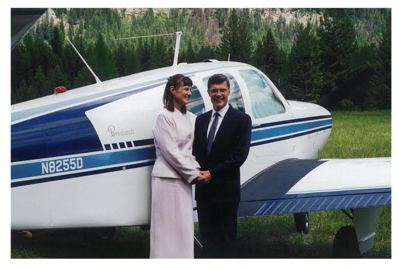 Jeanne MacPherson & Bill Gallea, Married 21 June, 2004