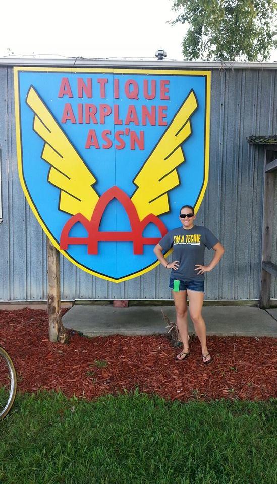 Join LadiesLoveTaildraggers at Antique Airfield, Blakesburg, Iowa