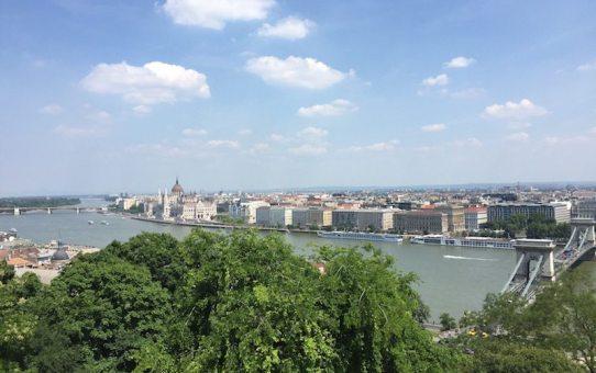Budapest - the Danube