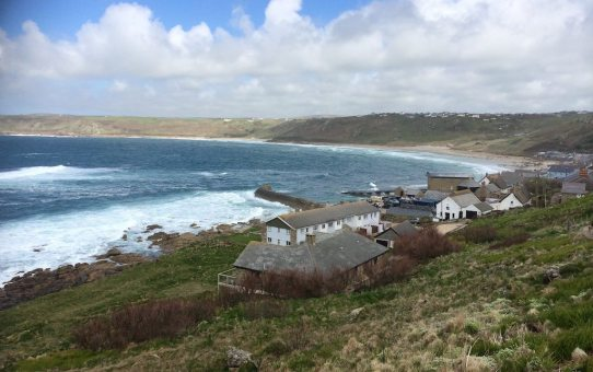 Places to visit in UK Lands End and Sennan Cove