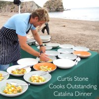 Curtis Stone Outstanding on the Beach - One Hot Aussie Chef not just for Oprah!