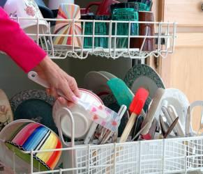 Come usare la lavastoviglie? Come mettere i piatti? Risponde la scienza