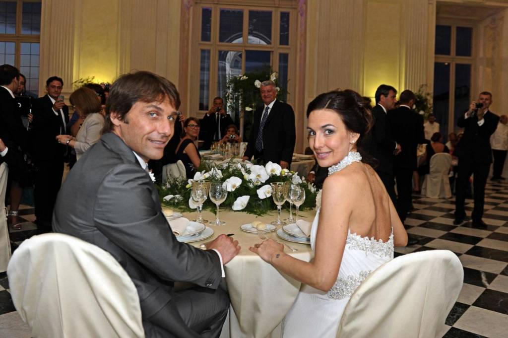 Antonio Conte, chi è Elisabetta Muscarello, moglie del ct FOTO