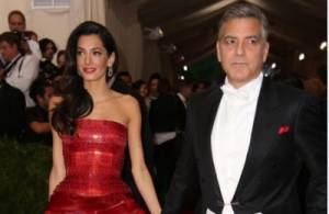 """George Clooney su Amal Alamuddin: """"Un essere umano straordinario"""""""