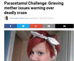 Uccisa dall'abuso di paracetamolo a soli 19 anni: la storia di Charlotte