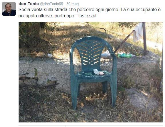 Solitudine della prostituzione di strada, una vita trascorsa tra sedia e cliente