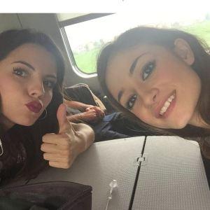 Virginia Tomarchio e Shaila Gatta: pace fatta. FOTO insieme