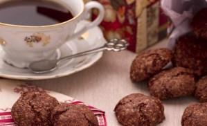 Ricette di dolci: biscotti cioccolato e mandorle