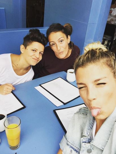 Emma Marrone vola in California con le amiche FOTO