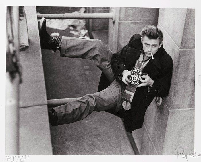 James Dean, 60 anni fa moriva l'eroe ribelle15