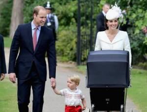 Kate Middleton, Principino George: primo giorno di asilo FOTO