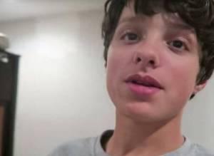 Caleb, star di Youtube muore a 13 anni per cause misteriose