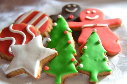 Speciale Natale: Biscotti Natalizi Zenzero e Cannella