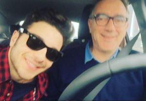 Gianluca Ginoble (Il Volo): viaggio con una persona speciale