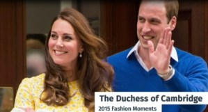 Kate Middleton regina di stile: VIDEO migliori look 2015