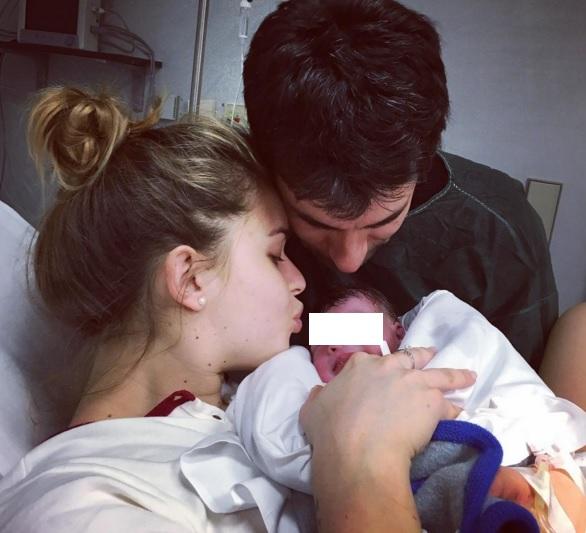 Kledi Kadiu e Charlotte Lazzari genitori: nata figlia Lea