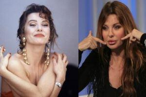 Alba Parietti prima e dopo: com'era e com'è FOTO