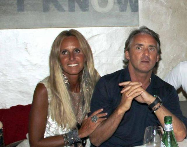 Roberto Mancini vita privata, figli, ex moglie, curiosità FOTO