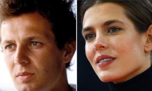 Charlotte Casiraghi e il padre Stefano: le foto più belle