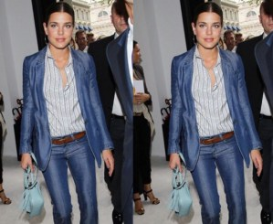 Charlotte Casiraghi casual chic: tutti i look FOTO