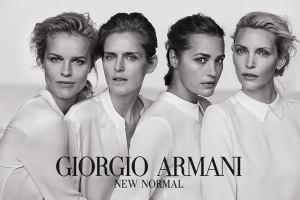 Scostumista: Giorgio Armani presenta New Normal FOTO