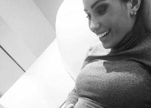 """Federica Nargi sulla gravidanza: """"Il dono più bello"""" FOTO"""