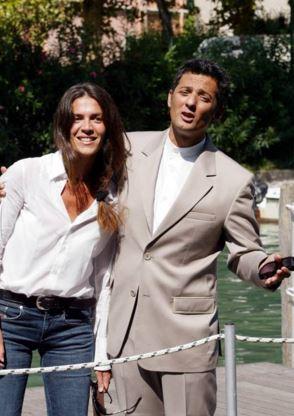 Fiorello, chi è la moglie, Susanna Biondo FOTO